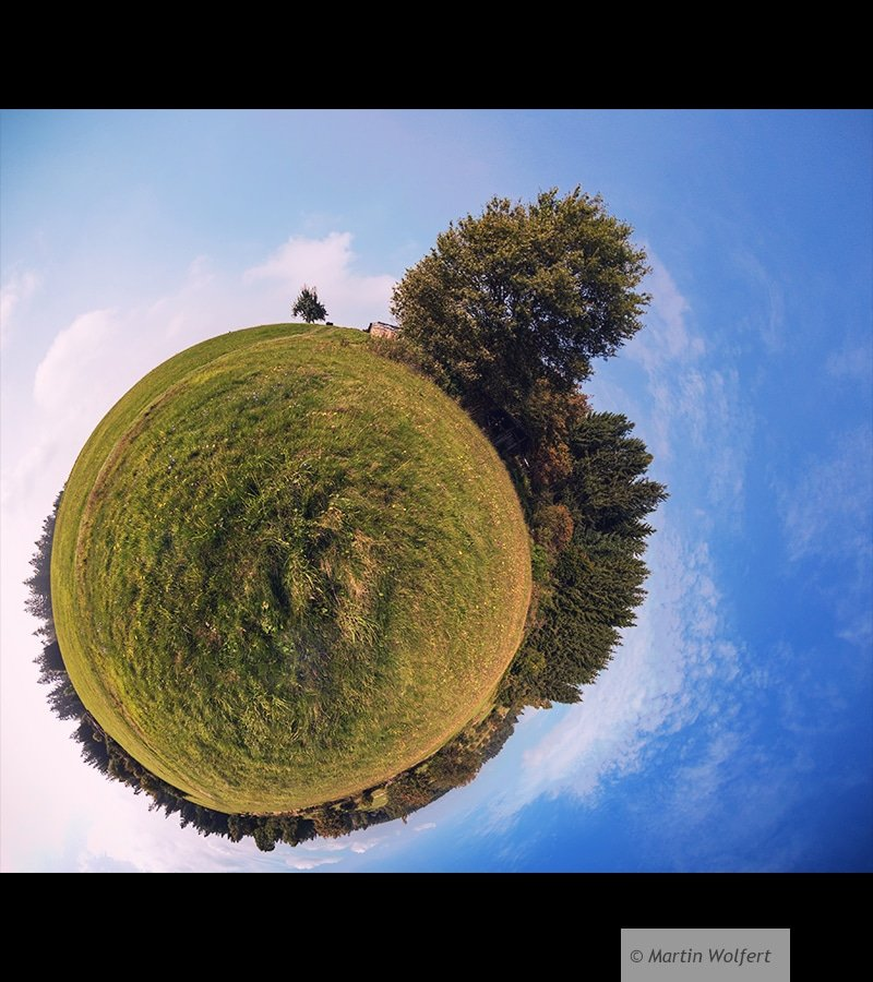 Tag #15 | Little Planet