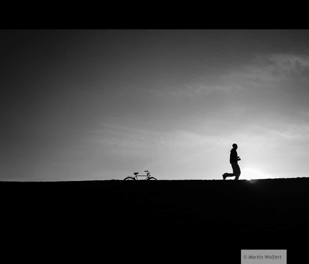 Tag #158 |Silhouette II