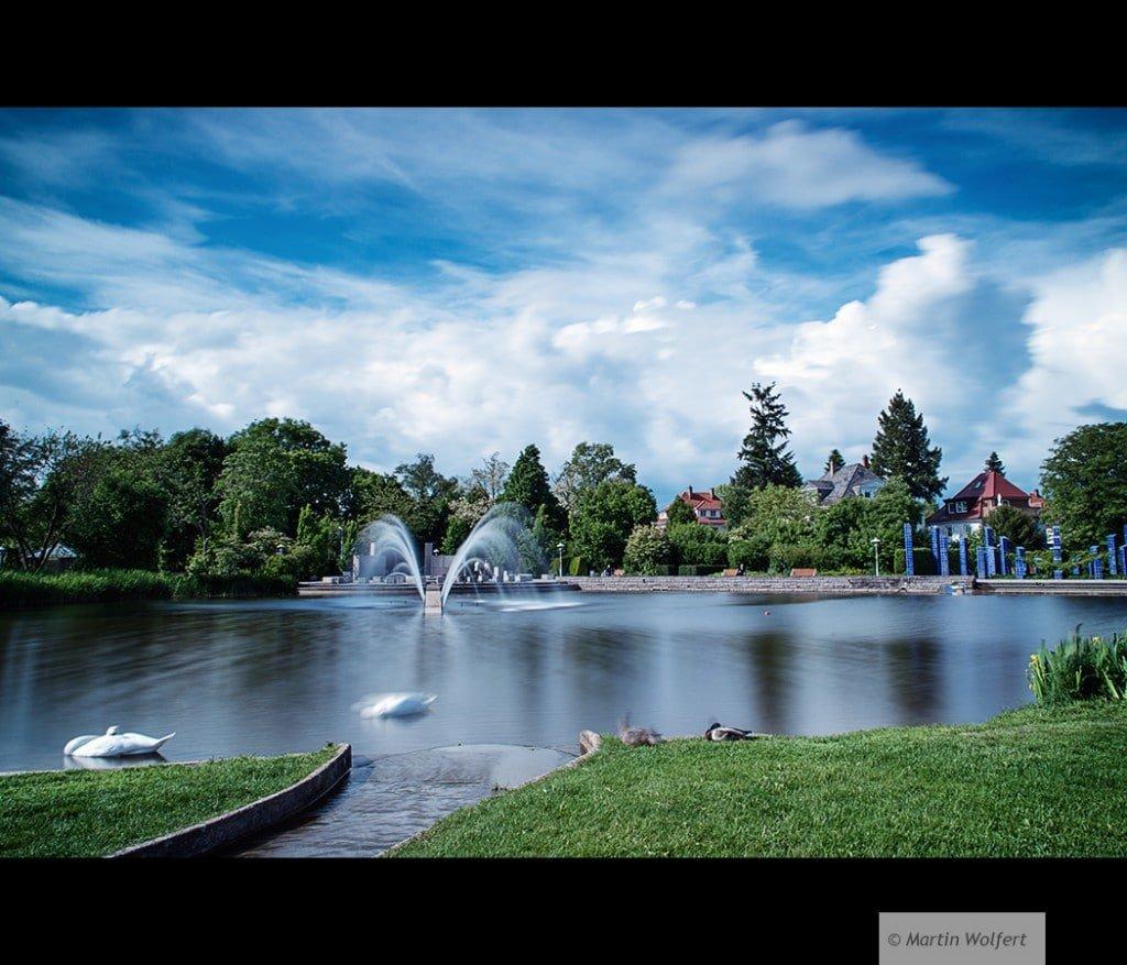 Tag #240   Lakeshore in Ettlingen