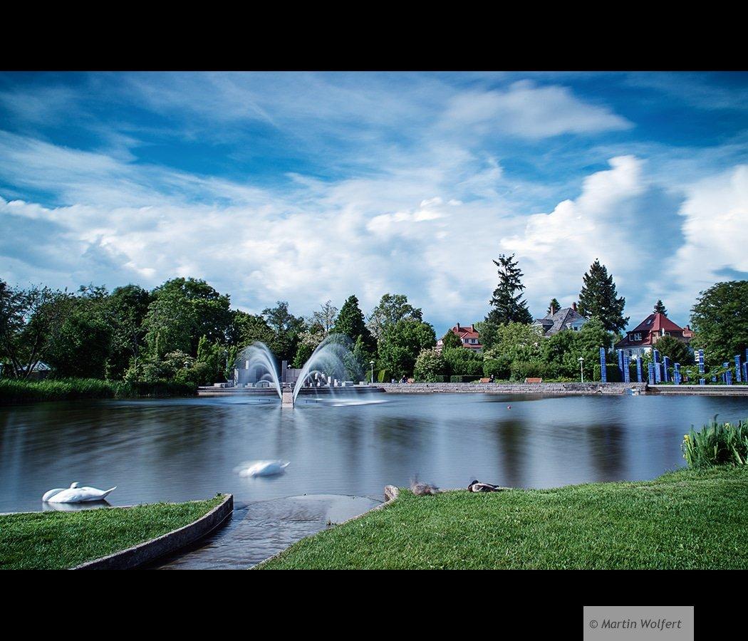 Lakeshore in Ettlingen #240