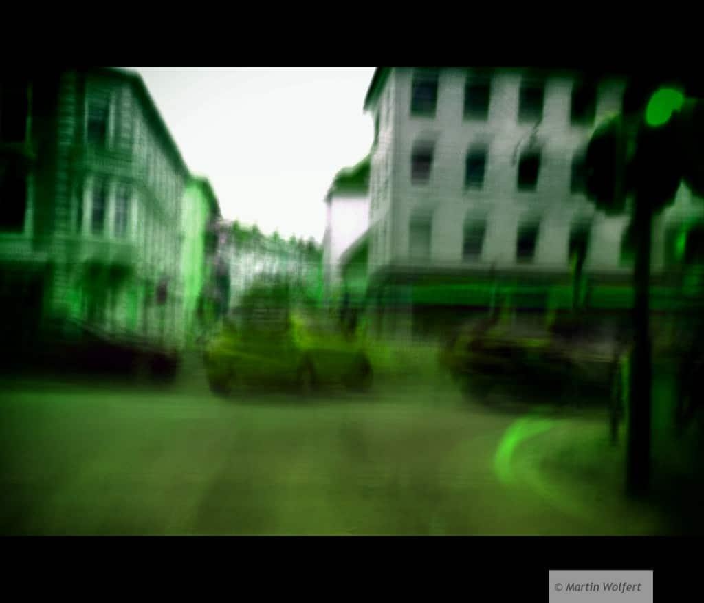 Tag #262 |Urbanic slow shutter