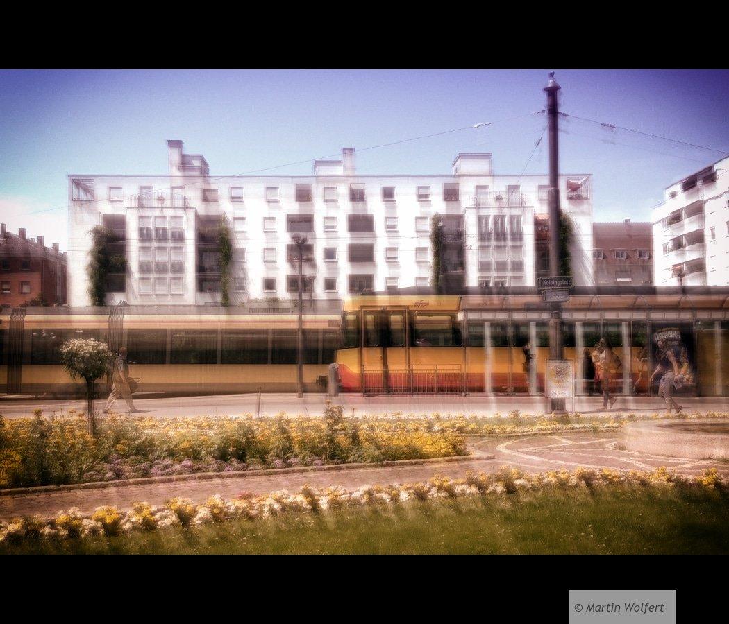 Tag #268 | Urbanic slow shutter II