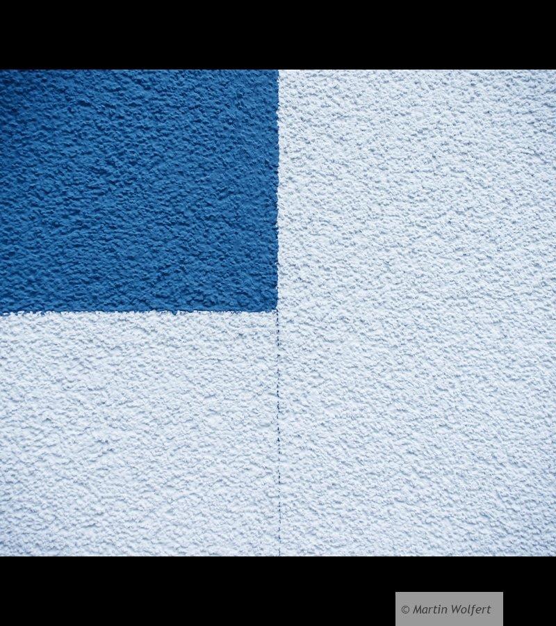 Blue square #284